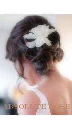 Цветя за украса на коса и брошки